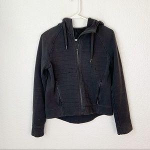 Lululemon Full Zip Black Jacket 4